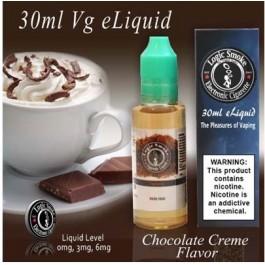 30ml Vg Chocolate Creme Flavored e Juice