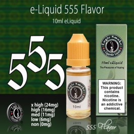 LogicSmoke 10ml 555 Flavor e Liquid