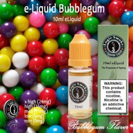LogicSmoke 10ml Bubblegum Flavor e Liquid