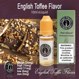 Logic Smoke 10ml English Toffee e Liquid