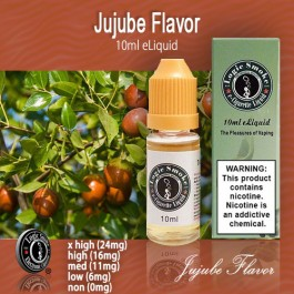 Logic Smoke 10ml Jujube e Liquid