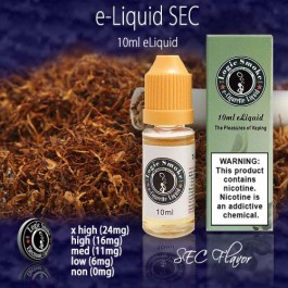 LogicSmoke 10ml SEC e Liquid