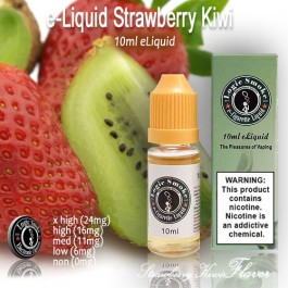 LogicSmoke 10ml Strawberry Kiwi Flavor e Liquid