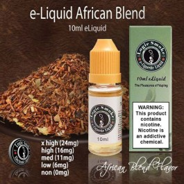 LogicSmoke 10ml Africa Blend e Liquid