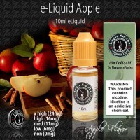 LogicSmoke 10ml Apple Flavor e Liquid