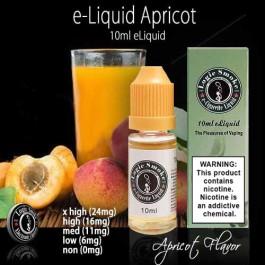 LogicSmoke 10ml Apricot Flavor e Liquid