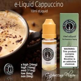 LogicSmoke 10ml Cappuccino Flavor e Liquid