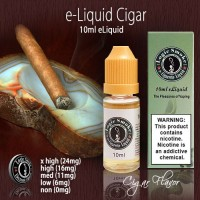 LogicSmoke 10ml Cigar Flavor e Liquid