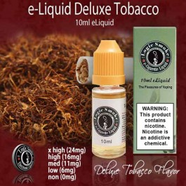 LogicSmoke 10ml Deluxe Tobacco e Liquid