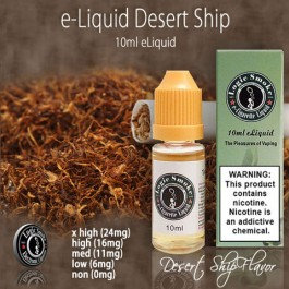 LogicSmoke 10ml Desert Ship e Liquid