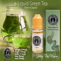LogicSmoke 10ml Green Tea e Liquid