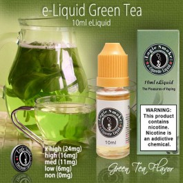LogicSmoke 10ml Green Tea e Liquid