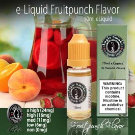 LogicSmoke 10ml Fruit Punch Flavor e Liquid