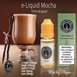 LogicSmoke 10ml Mocha e Liquid