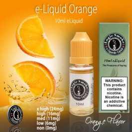 LogicSmoke 10ml Orange e Liquid