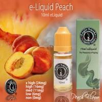 LogicSmoke 10ml Peach e Liquid