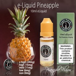 LogicSmoke 10ml Pineapple e Liquid
