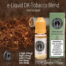 LogicSmoke 10ml DK- Tobacco Blended Flavor e Liquid