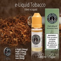 LogicSmoke 10ml Regular Tobacco e Liquid