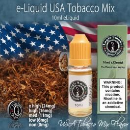 LogicSmoke 10ml USA Mix e Liquid