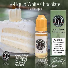 LogicSmoke 10ml White Chocolate e Liquid
