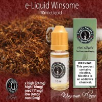 LogicSmoke 10ml Winsome e Liquid