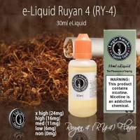 LogicSmoke 30ml Ry4 Ruyan e Liquid