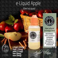 LogicSmoke 30ml Apple e Liquid