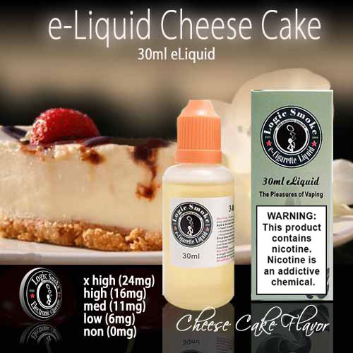 LogicSmoke 30ml CheeseCake e Liquid