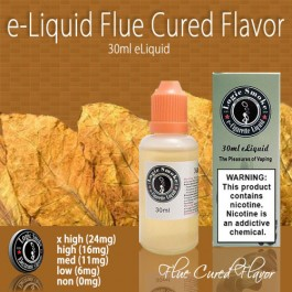 LogicSmoke 30ml Flue Cured e Liquid