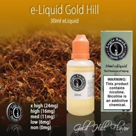 LogicSmoke 30ml Gold Hill e Liquid
