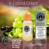 LogicSmoke 30ml Grape e Liquid
