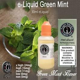 LogicSmoke 30ml Green Mint