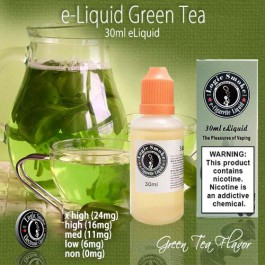 LogicSmoke 30ml Green Tea e Liquid