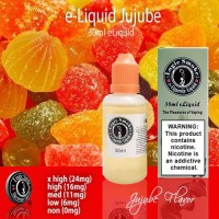 LogicSmoke 30ml Jujube e Liquid