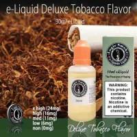 LogicSmoke 30ml Deluxe Tobacco e Liquid