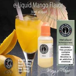 LogicSmoke 30ml Mango e Liquid
