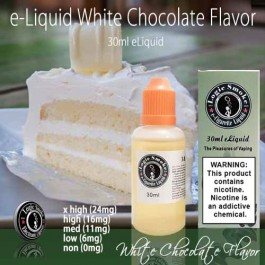 LogicSmoke 30ml White Chocolate e Liquid