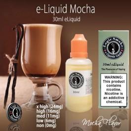 LogicSmoke 30ml Mocha Creme e Liquid