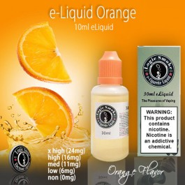LogicSmoke 30ml Orange e Liquid