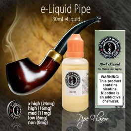 LogicSmoke 30ml Pipe e Liquid