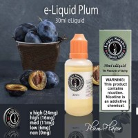 LogicSmoke 30ml Plum e Liquid
