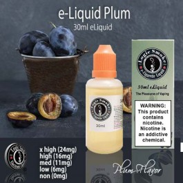 LogicSmoke 30ml Plum e Liquid