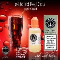 LogicSmoke 30ml Red Cola e Liquid