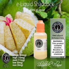 LogicSmoke 30ml Shaddock e Liquid
