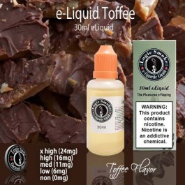 LogicSmoke 30ml English Toffee e Liquid