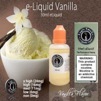 LogicSmoke 30ml Vanilla e Liquid