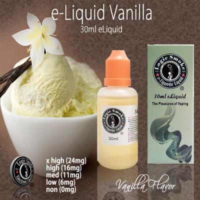 LogicSmoke 30ml Vanilla e Liquid