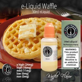 LogicSmoke 30ml Waffle e Liquid