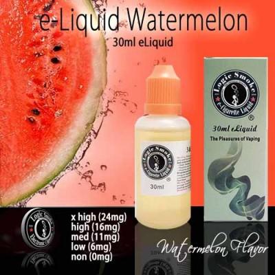 LogicSmoke 30ml WaterMelon e Liquid